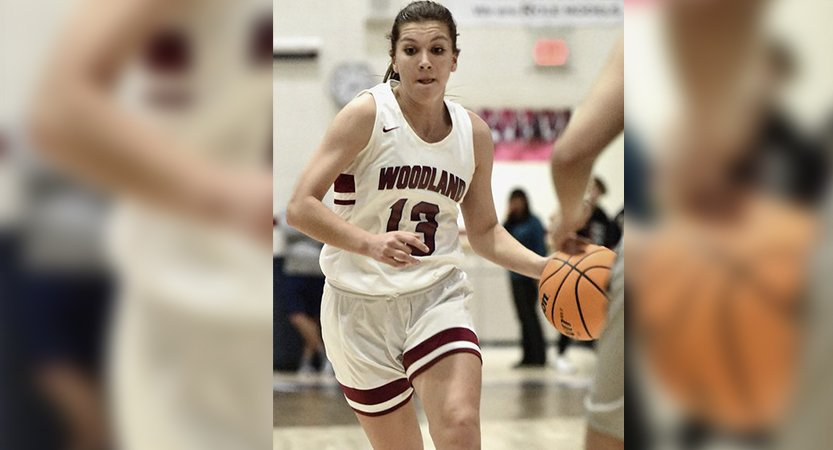 Woodland girls rally comes up short against East Paulding