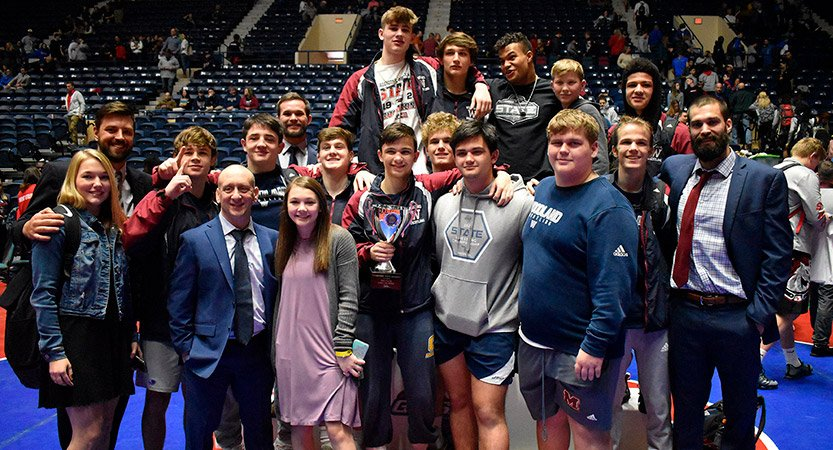 WILDCATS WIN TEAM CHAMPIONSHIP; MCCRARY, HENSON, SMITH TAKE TITLES