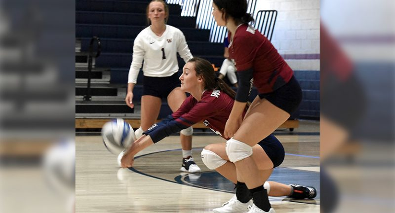 Woodland volleyball defeats Model, falls to Cedartown in home debut